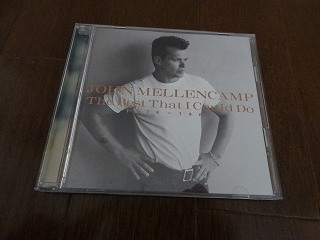 JOHN MELLENCAMP『The Best That I Could Do』.jpg